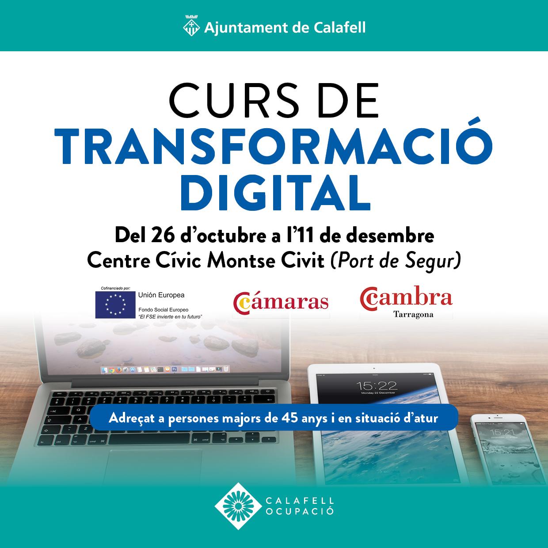 Transformació digital per a l'ocupació